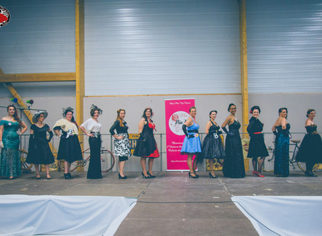 Election Miss Pin-Up Bretagne 2019