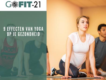 GOFIT-21   9 Effecten van Yoga op je gezondheid
