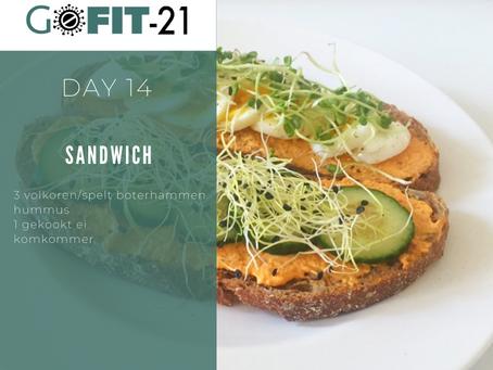 GOFIT-21   Sandwich