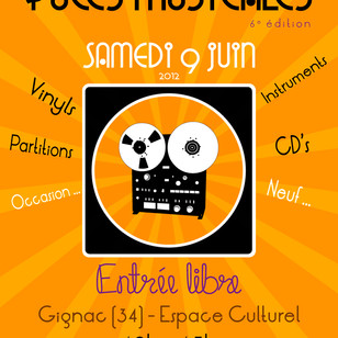 Puces Musicales 2012
