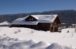 Le Grand Boibe en hiver © Marcel Michel