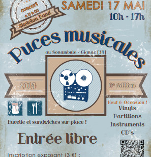 Puces Musicales 2014