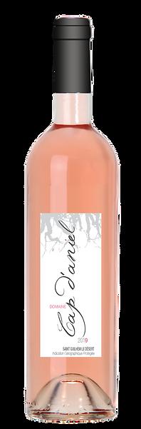 1_bouteille_cap-daniel-vin-Rosé-2019.pn