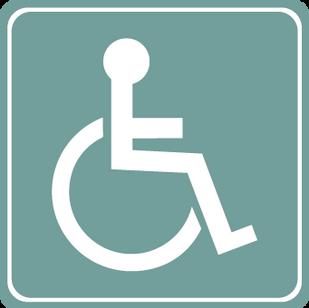 Picto Accès Handicapés