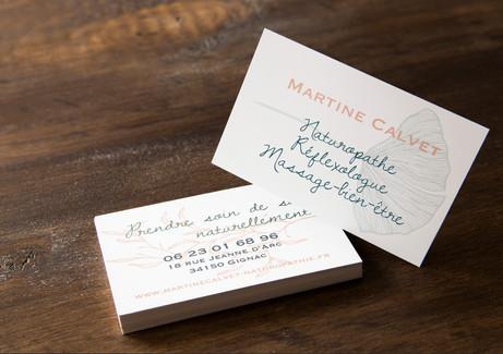 MARTINE CALVET