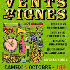 Vents dans les Vignes 2012