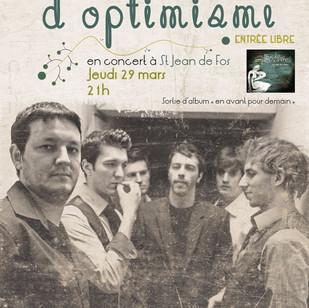 Flyer soirée 2012 / Recto
