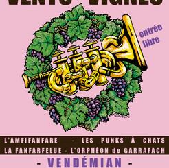 Vents dans les Vignes 2014