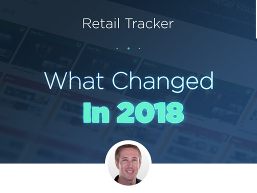 Retail Tracker: What Changed in 2018
