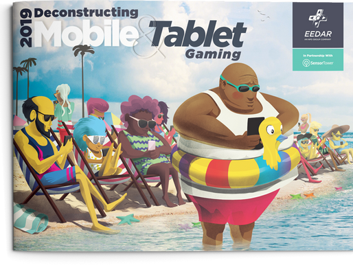Preorder & Save on the 2019 Deconstructing Mobile & Tablet Gaming Report