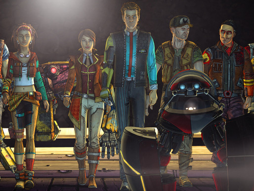 EEDAR Review Scan: Tales From The Borderlands (PC)