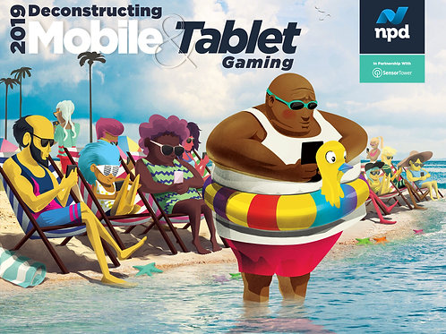 Deconstructing Mobile & Tablet Gaming 2019