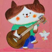 ねこギター