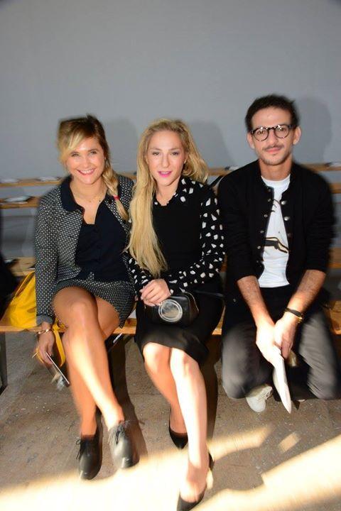 Summer 2017__ Berangere Krief, Marilou Berry, Vincent Dedienne