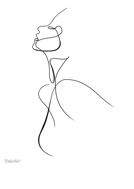 Lithographie Romy Blanc