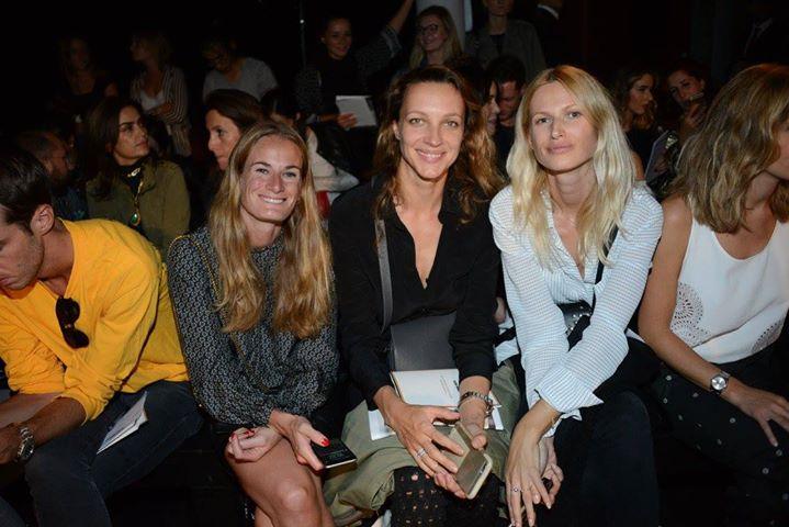 Summer 2017__Agathe Guichard, Giedre Auclair, Inga Savits