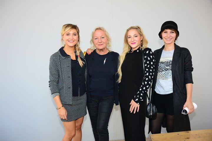 Summer 2017__ Berangere Krief, Agnes Trouble, Marilou Berry, Dinara