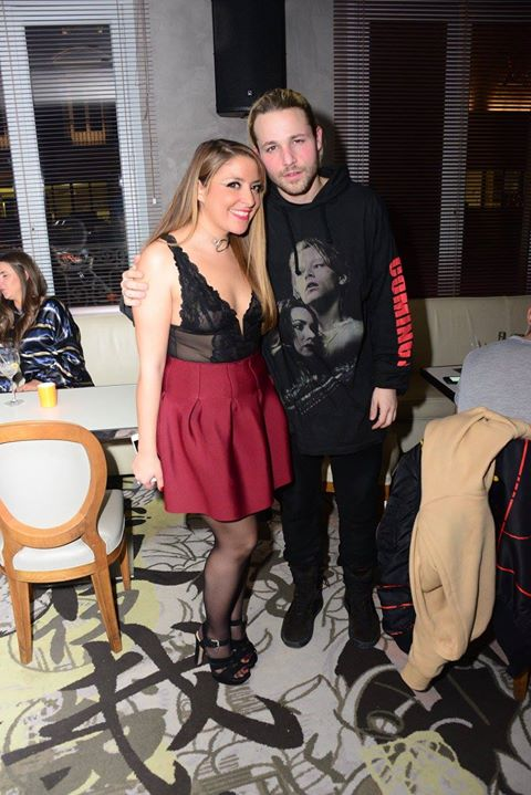 Paris _ After Party paris fashion week mademoiselle valerie style__Mademoiselle Valerie Style, Shawn