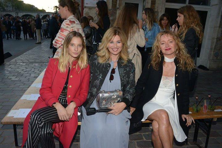 Summer 2017__Ilona Smet, Nathalie Baumgartner, Julie Ferrier