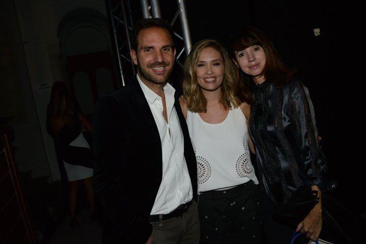 Summer 2017__Christophe Michalak, Lilou Fogli, Delphine McCa