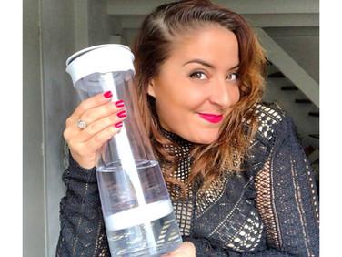 - FILL & SERVE MIND // BRITA               Mon partenaire idéal pour m'hydrater -