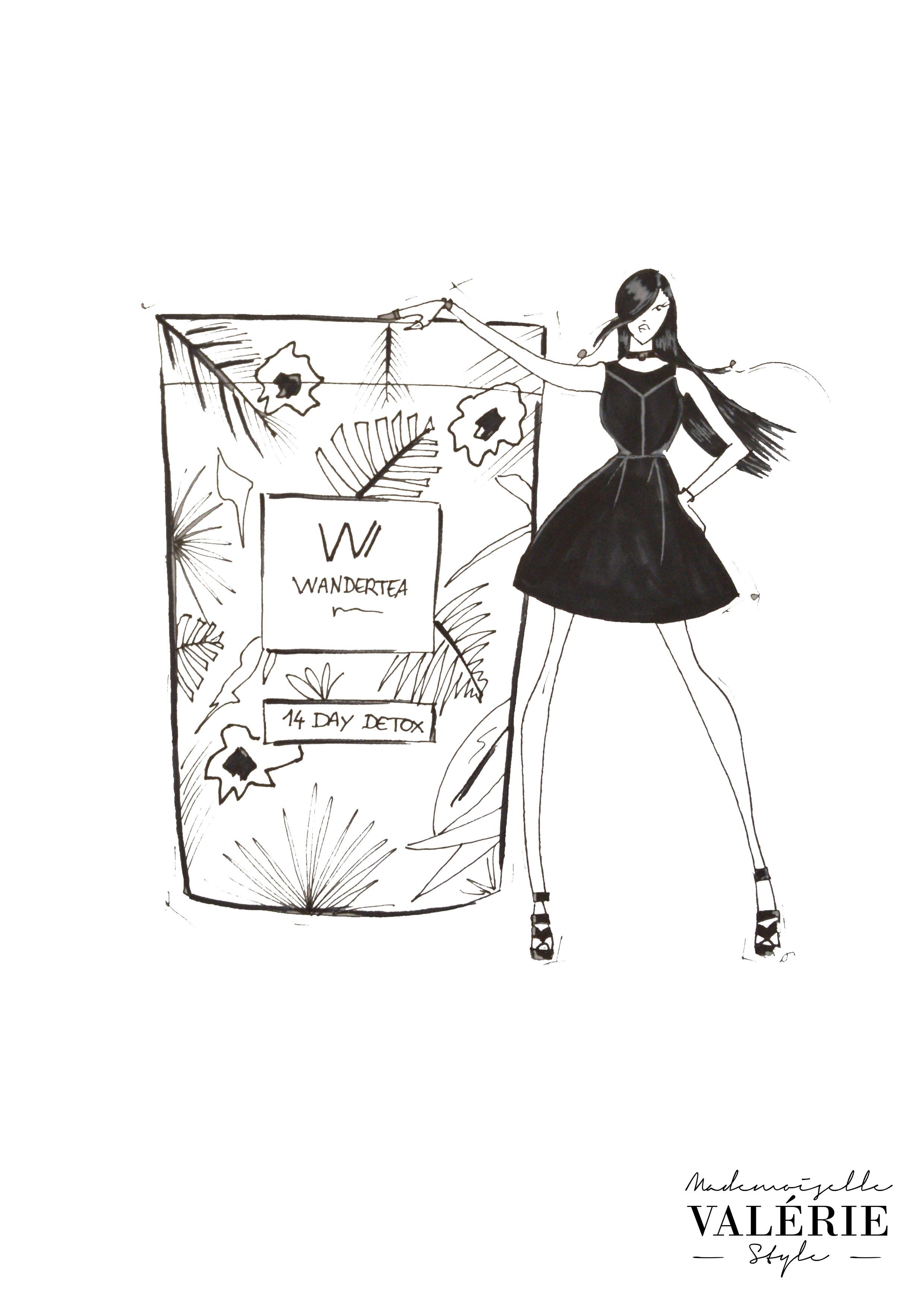 Wandertea Mademoisellevalerie