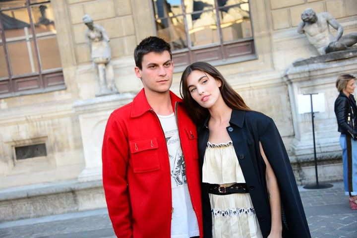 Summer 2017__Miles Garber, Rainey Qualley