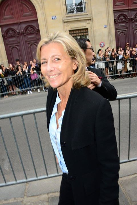 Summer 2017__Claire Chazal