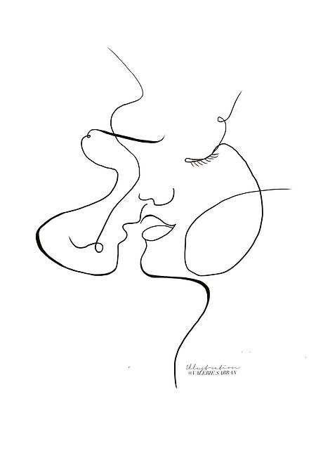 Lithographie Yaelle Blanc