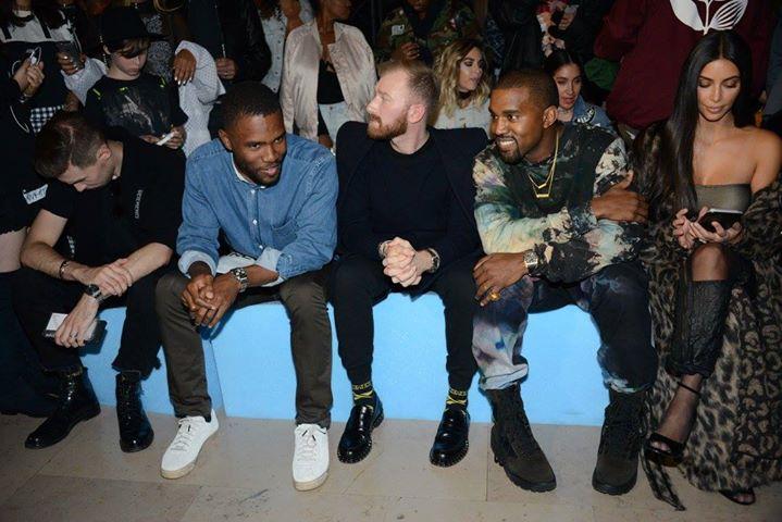 Summer 2017__Frank Ocean, Kanye West, Kim Kardashian
