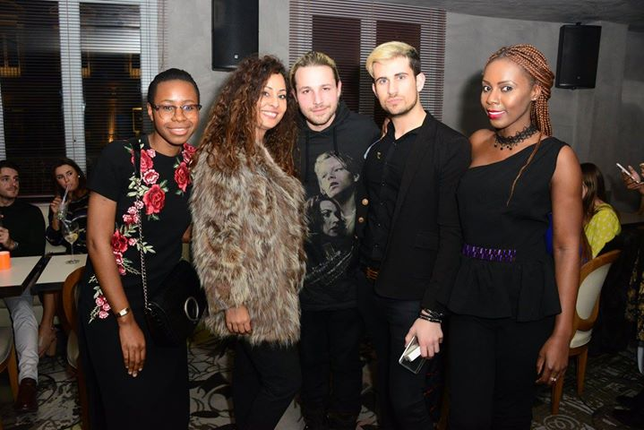 Paris _ After Party paris fashion week mademoiselle valerie style__ Shawn Pyfrom