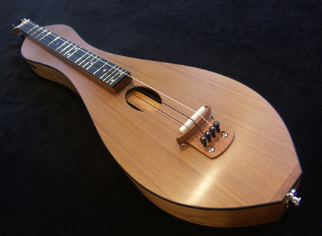 Care and Feeding of the Aaron O'Rourke Fingerstyle Dulcimer