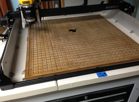 Building dulcimers with a CNC router