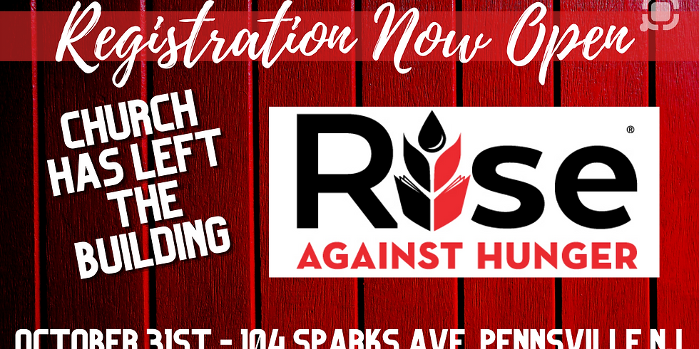 CHLB: Rise Against Hunger Registration