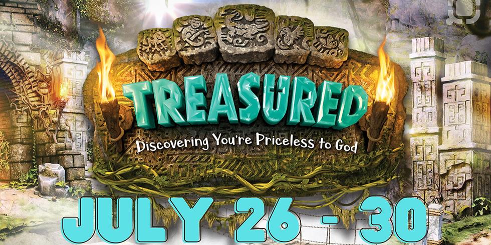 VBS 2021: Treasured