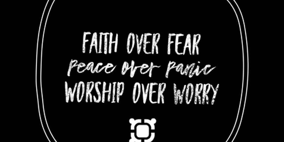 WPC - Faith Over Fear - T-Shirts