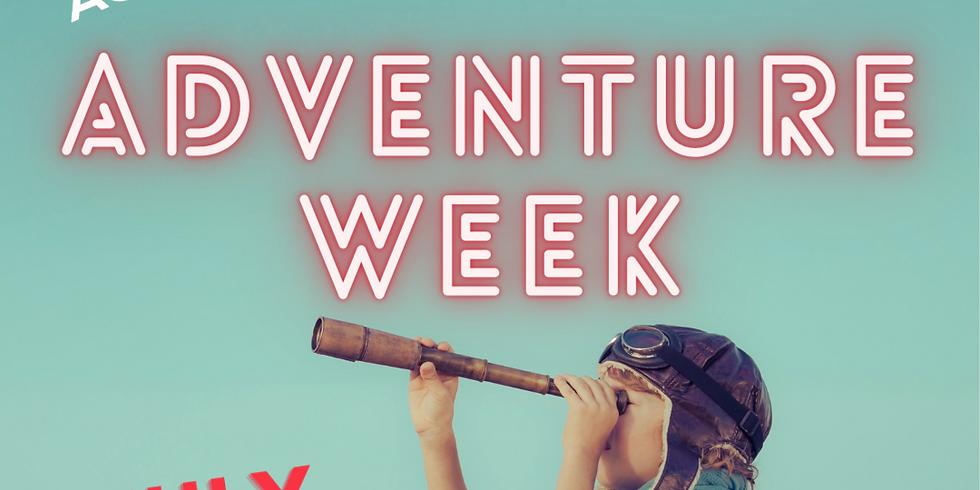 Ascend Adventure Week