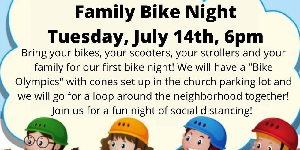 Family Bike Night!