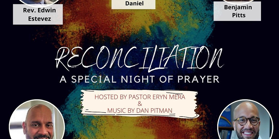 A Special Night of Prayer and Reconciliation