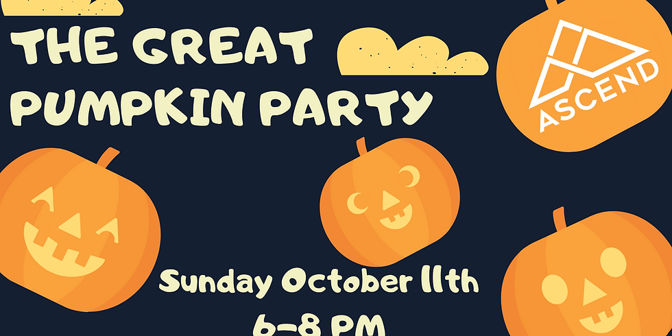 The Great Pumpkin Party