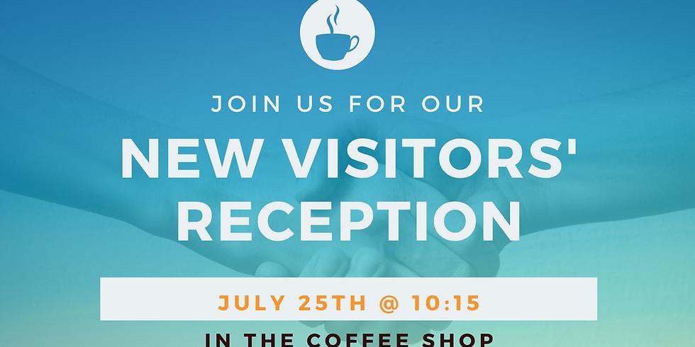 New Visitors' Reception