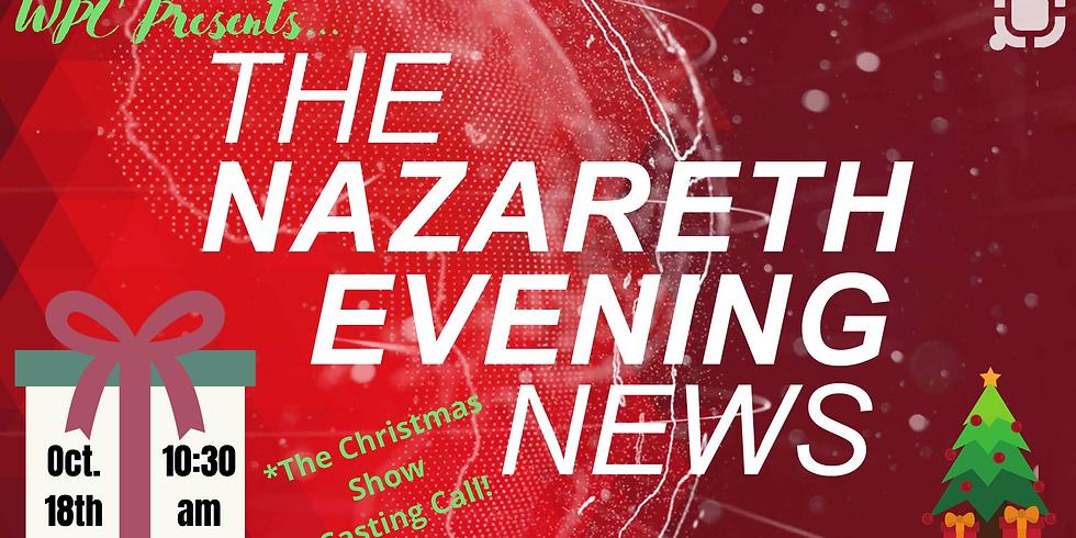 2020 Christmas Show Casting Call