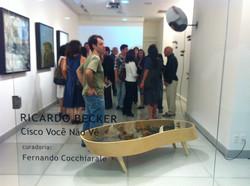 Expo Ricardo Becker 2012-Cisco Voce Nao Ve-1