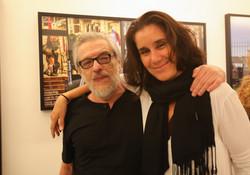 Geraldo Melo e Renata Mello - Editora foto FIRJAN