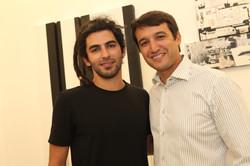 Denis Cosac e Joao SobralIMG_5333