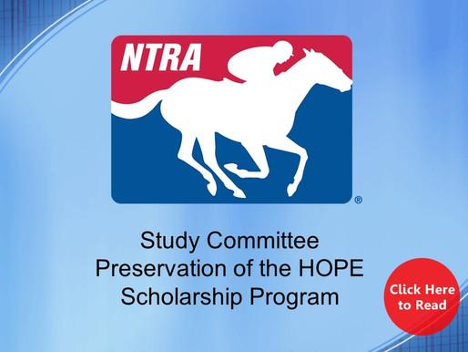 NTRA Presentation for Horse Racing in Georgia