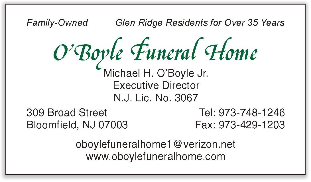 O'Boyle Funeral Home