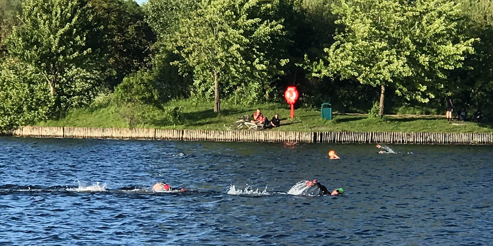 Openswim UK June Aquathlon