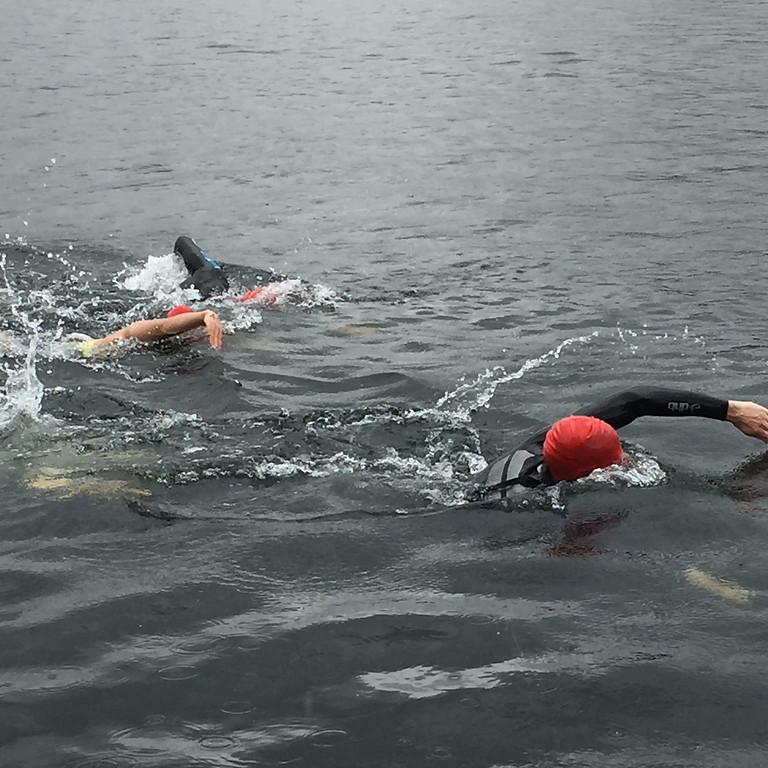 Openswim UK July Aquathlon