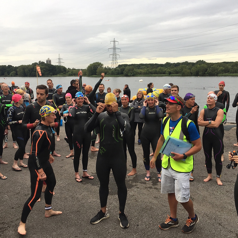 Greater Manchester Festival of Open Water Swimming 2021